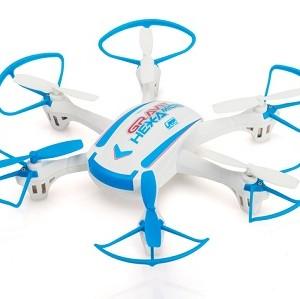 get-smart-ismanieji-zaislai-dronas-lrp-gravit-hexa-multicopter-po-lauka-ar-namus-nr1