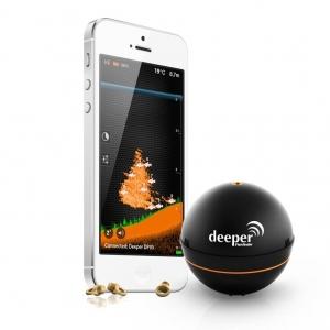 get-smart-ismanusis-prietaisas-sonaras-deeper-poledinei-zvejybai-ilgas-veikimo-laikas-nr1
