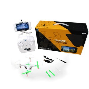 get-smart-ismanieji-zaislai-dronas-cheerson-cx-30w-su-kamera-fpv-po-lauka-ar-namus-nr-3