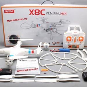 get-smart-ismanieji-zaislai-dronas-syma-x8c-su-vaizdo-kamera-2mp-filmuoja-fotografuoja-po-lauka-ar-namus-nr3