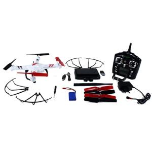 get-smart-ismanieji-zaislai-dronas-wltoys-quadcopter-v686j-su-vaizdo-kamera-720p-puiki-kokybe-sekimo-paskui-funkcija-po-lauka-nr2