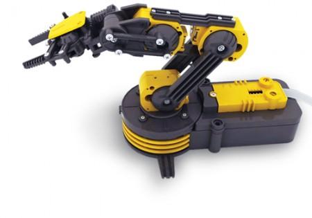 get-smart-ismanieji-zaislai-roboto-ranka-konstruktorius-nr1
