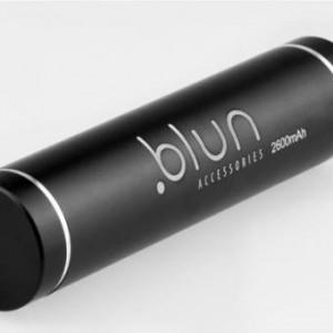 Get-Smart-Ismanieji-prietaisai-nesiojamas-baterijos-ikroviklis-nesiojama-baterija-Blun-2600mah-galingumo-juoda-nr1