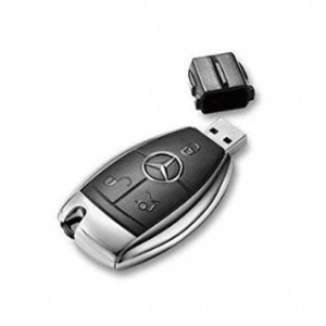 Get-Smart-USB-8GB-atmintinė-Mersedes-Benz-MB-nr1